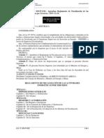 Decreto Supremo N° 029-97-EM - Reglamento de Fiscalización de las Actividades de Terceros