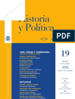 Rubinzal, M., Las disputas en las plazas el 1º de mayo