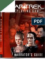 Star Trek RPG - Decipher - Narrator's Guide