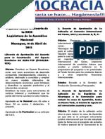 Barómetro Legislativo Diario del jueves, 18 de abril de 2013.pdf