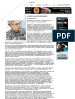 Vicisitudes de La Movilizacion Popular ( Alejandro Horowicz Sep 2012 Tiempo Argentino)