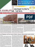 Huron Hometown News - April 18, 2013