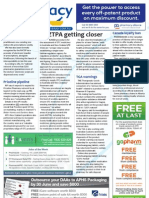 Pharmacy Daily for Fri 19 Apr 2013 - ANZTPA, loyalty program ban, TGA alerts, Blackmores free CPD and more