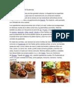 Gastronomía regional de Guatemala