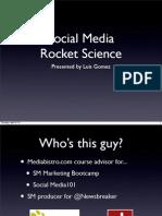 CSUF Social Media Marketing Presentation