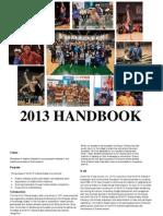 2013 NYO Handbook