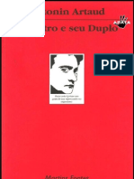 Antonin Artaud - o Teatro e Seu Duplo