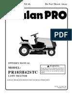 Poulan Lawnmower
