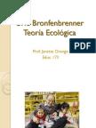 teoria ecologica