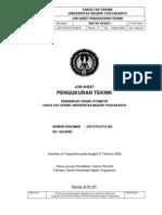 Jobsheet Alat & Pengukuran Teknik