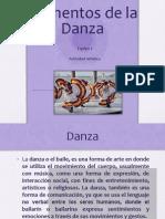 Elementos de La Danza.equipo 2 6 2