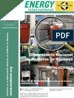 Monografico Observatorio Calderas Biomasa I