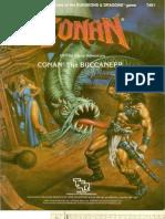 Conan - TSR7401 - [CN1] Conan, The Buccaneer