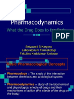 Pharmacodynamics-1