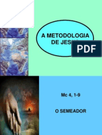 A Metodologia de Jesus