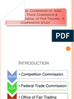 Competition Commission of India,Uk Usa