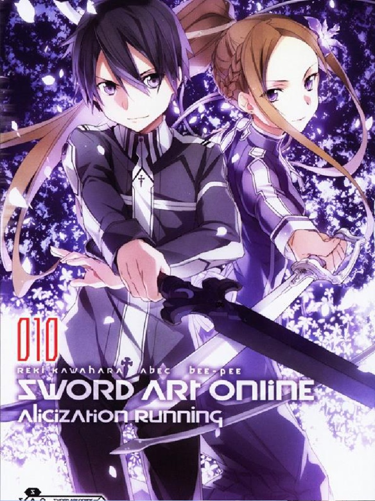 Sword Art Online 10   Alicization Running | Technology | Artificial  Intelligence