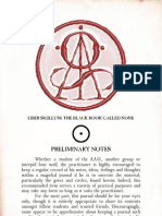 AAO - Liber Sigillum 2nd Ed Intro Notes