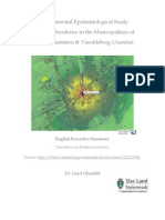 Environmental Epidemiological Study of Cancer Incidence in the Municipalities of Hausmannstätten & Vasoldsberg (Austria)