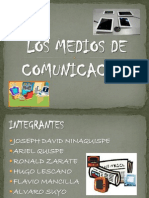 Los Medios de Comunicacion 2