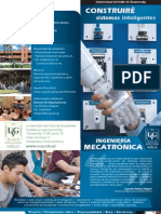 ING Ingenieria Mecatronica