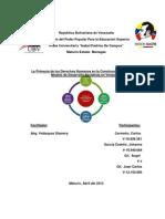 41538959 La Primacia de Los Derechos Humanos en La Construccion de Un Nuevo Modelo de Desarrollo Socialista en Venezuela[1]