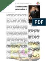 Articulo Redes de Mercadeo - Hector Galensky 2010