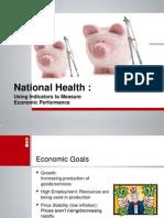 Economic Indicators PBL