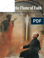 Igniting the Flame of Faith: St. Anthony Mary Zaccaria | 1502-1539  by Angelo Montonati