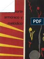 35851681 Transporte Armonico y Melodico Fabio E Martinez N