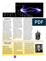 History of Pulsed Electro Magnetic Field Therapy