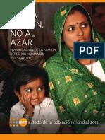 Estado de La Poblacion Mundial 2012
