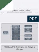 Programas de Asistencia en México