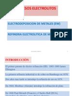 PROCESOS ELECTROLITICOS