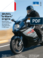 BMW K1300 Engine Case Study