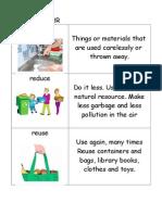 RRR Vocabulary