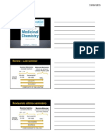 Computers in Medicinal Chemistry (II)