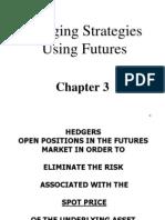 hedgeing strategies
