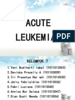 PPT Leukemia Akut