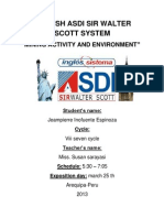 English Asdi Sir Walter Scott System
