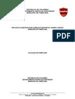 Estudio Del Suelo - Pamplona