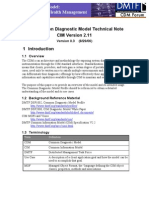 CDM Tech Note