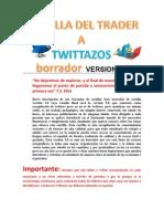 Cartilla del trader a twittazos 3.0