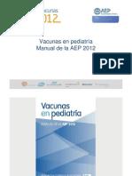CAV-AEP Oviedo 2012 Presentacion Manual 2012