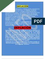Recesión,Deflación,Inflación...