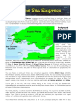 Sea Empress Pollution Case Study