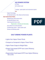 L4-Gas Turbine Systems SSR