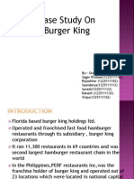Burger King Group 2