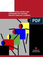 Instructional Models for ELLs