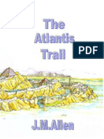The Atlantis Trail (Atlantis the Andes Trilogy) by J.M. Allen (2010)